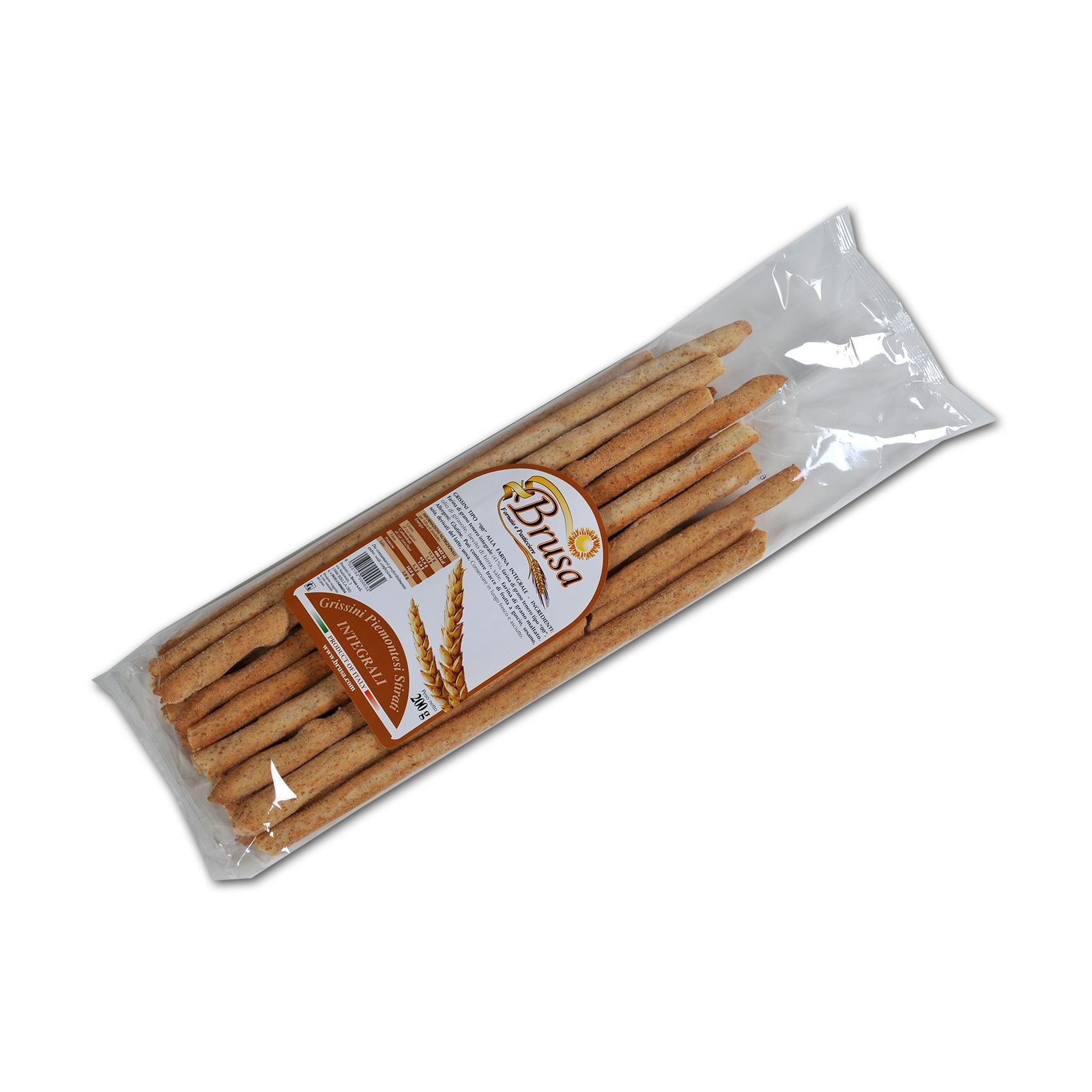 grissini-piemontesi皮埃蒙特全麦面包条-200g