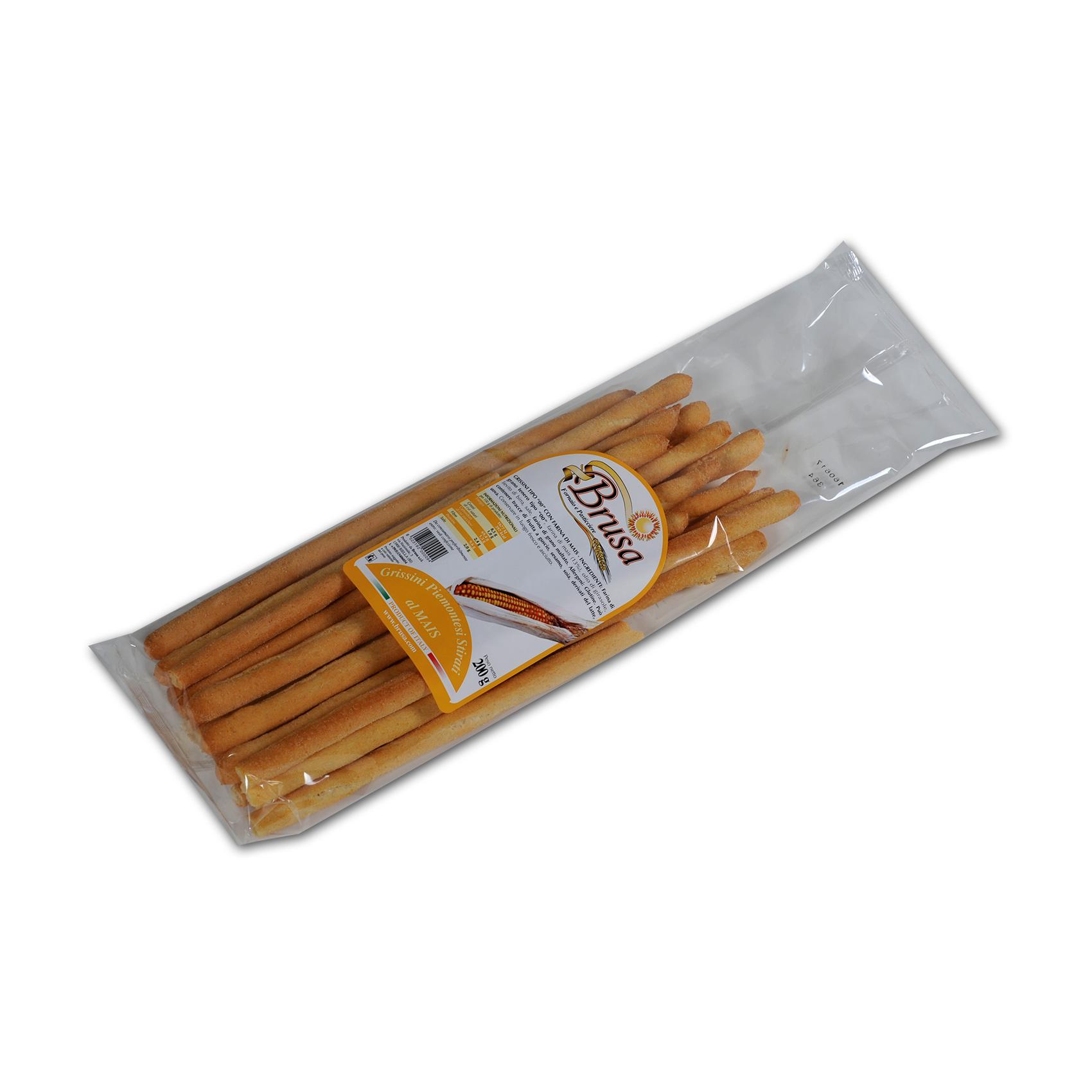 grissini-piemontesi皮埃蒙特玉米面包条-200g