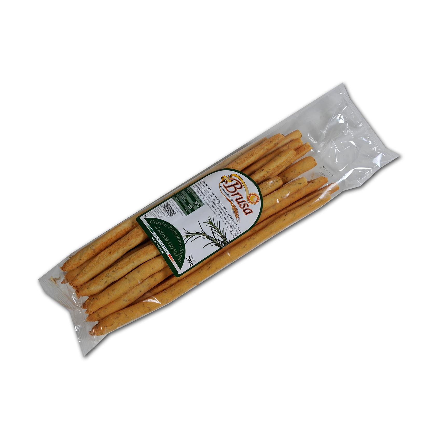 grissini-piemontesi皮埃蒙特迷迭香面包条-200g