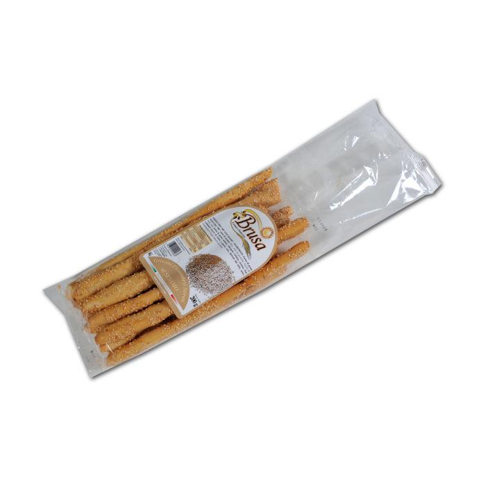 grissini-piemontesi皮埃蒙特芝麻面包条-200g