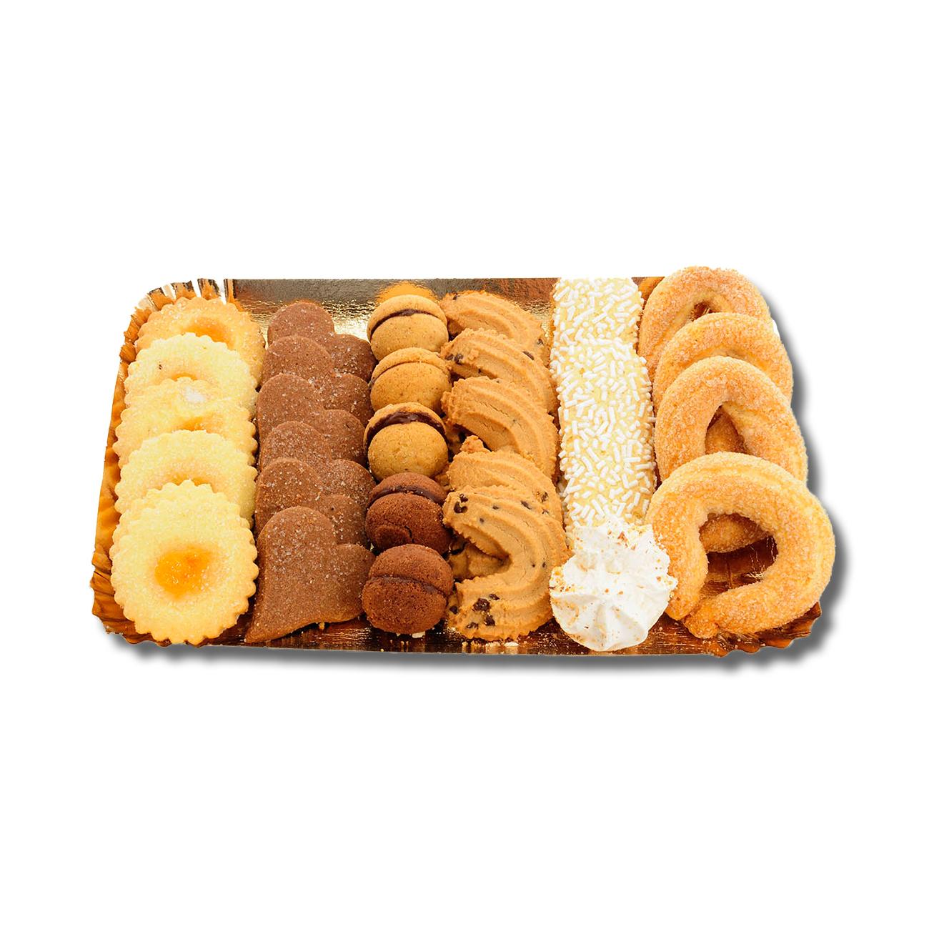 什锦甜点盒-400g